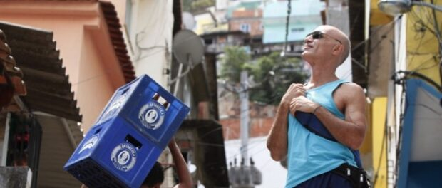 Foreign Invasion of the Favela - O Globo, by Ana Branca