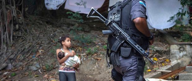 Ocupação do Lins, foto por Luiz Baltar