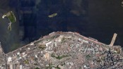 Aerial view of the Port Region