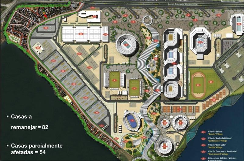 1a Versão do Plano Popular da Vila Autódromo