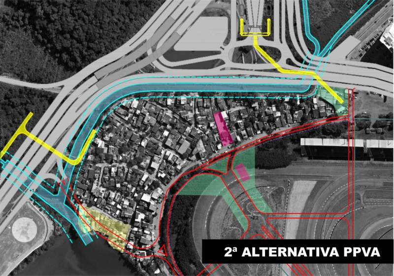 2a Versão do Plano Popular da Vila Autódromo