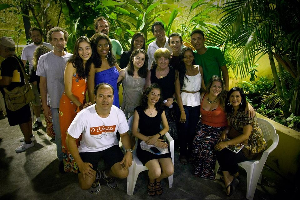 15 year anniversary celebrations of the Jornal O Cidadão newspaper. Photo by Rafael Daguerre