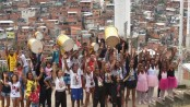 Crowd funding campaign to support community projects in Alemão