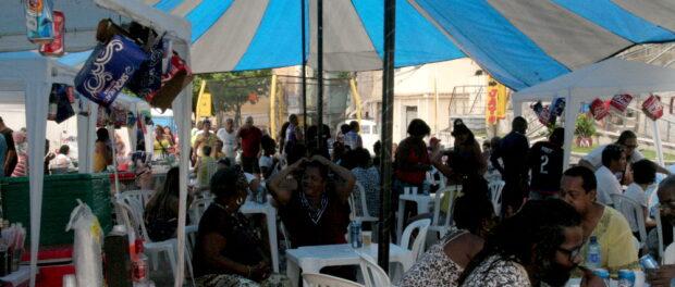 Providência Anniversary Tent