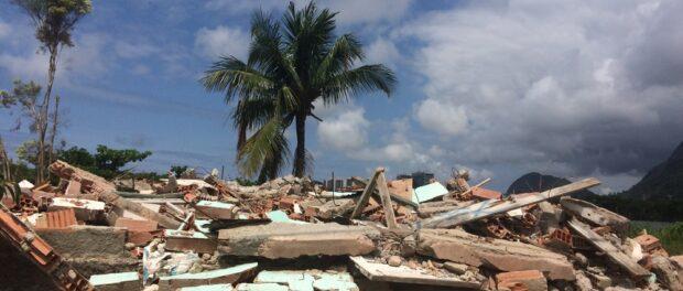 Demolitions in Vila Autódromo