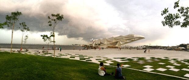 Museum of Tomorrow pre-launch