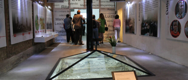 Instituto dos Pretos Novos / The New Blacks Institute and Cementery