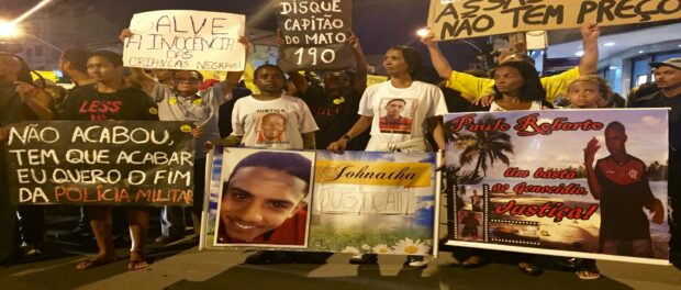 Mothers of killed black children- Madureira