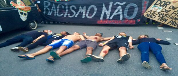 Racismo Nao- Madureira