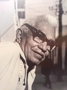 """Flávio Ramos, """"the professor"""" from Jacarezinho"""
