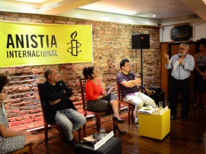 Amnesty Global State of Human Rights Report Launch 2016