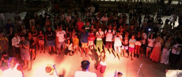 Youth Marked to Live launch at Parque Madureira