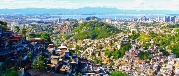 Prazeres Favela. Photo by Julie Ruvolo