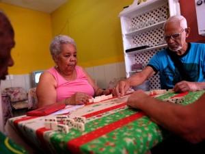 Older people in Rio de Janeiro