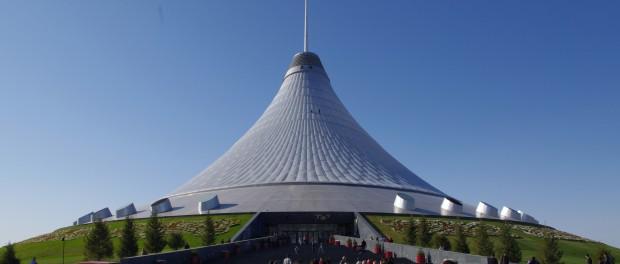 Khan Shatir (Giant Tent) in Astana