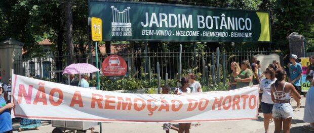 Horto Jardin Botanico Entrance