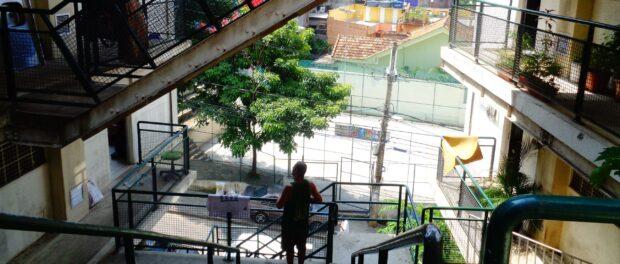 Morar Carioca apartment block built in Babilônia