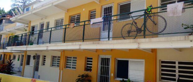 Babilônia's second Morar Carioca apartment block