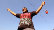 MC Calazans video scene