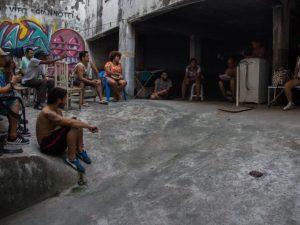 Image from Ocupação Vito Giannotti Facebook page
