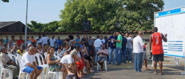 Morar Carioca launch in Cordovil