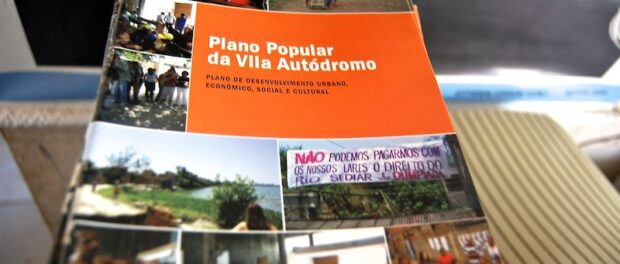 Vila Autódromo Peoples Plan, 2013