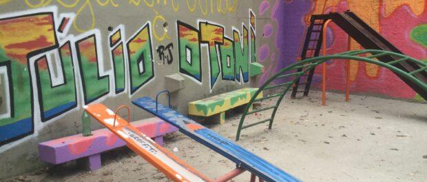 Playground in Julio Otoni
