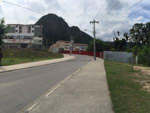 Parque Carioca entrance