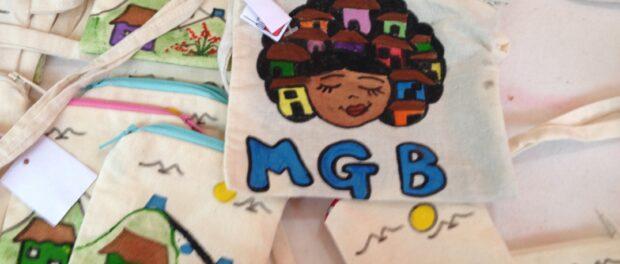 Work produced by Mulheres Guerreiras de Babilônia