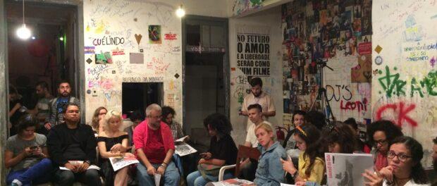Audience at Casa Nem