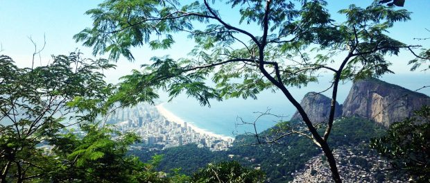 View from Vila Laboriaux. Photo By Caminhos do Lagarto