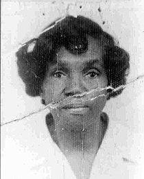 Photo of one of the first residents of Maré, used as profile picture on Maré Vive's facebook page