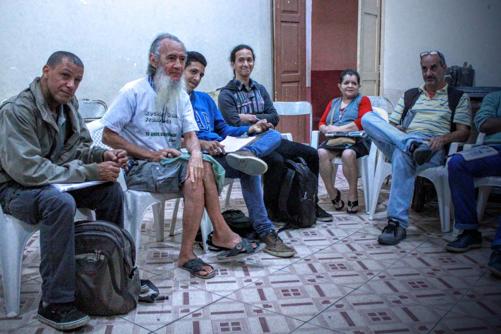 Rocinha Sem Fronteiras debates the role of community media