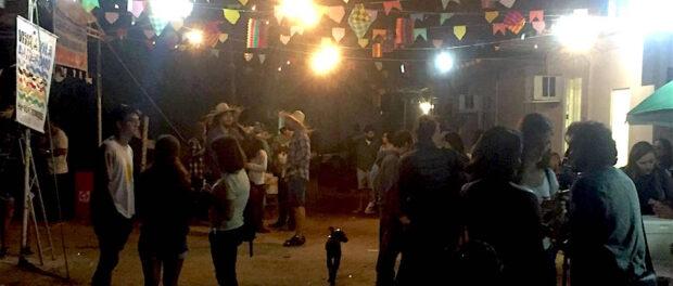 June festivities in Vila Autódromo