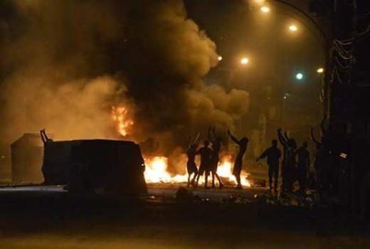 Violence in City of God. Photo by Tony Barros
