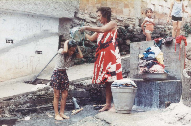 Photo from the Rocinha archive by Sergio Água Fria