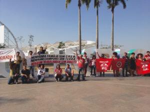 Vito Giannotti occupation celebrates legal victory