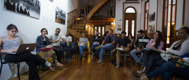 Event at Casa Pública. Photo by José Cicero/Agência Pública