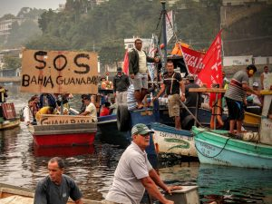 Guanabara Bay protest