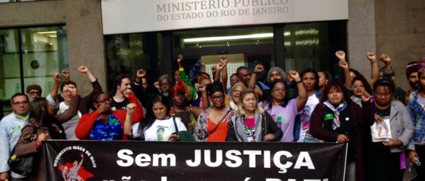 Black Lives Matter Visit Rio