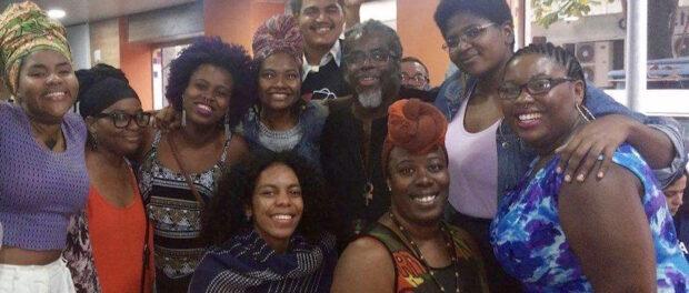 Black Lives Matter and Rio activists