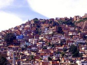 Morro da Providência. Photo by Mauricio Hora