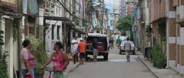 Asa Branca streetscape