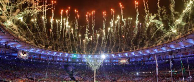 Olympics Closing Ceremony. Photo by Fernando Frazão/Agência Brasil