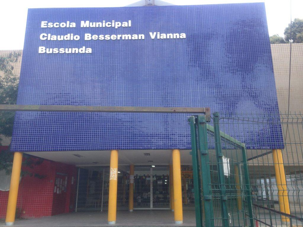 Claudio Besserman Vianna School in Rio das Pedras