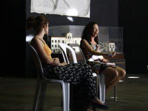 O Cidadão's Carolina Vaz and Gizele Martins. Photo by Natalie Southwick