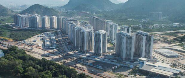 Ilha Pura Olympic Village. Photo from arcoweb.com.br