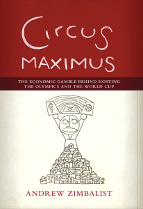 Circus Maximus book cover