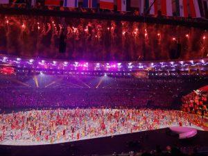 Opening ceremony. Photo by Fernando Frazão / Agência Brasil