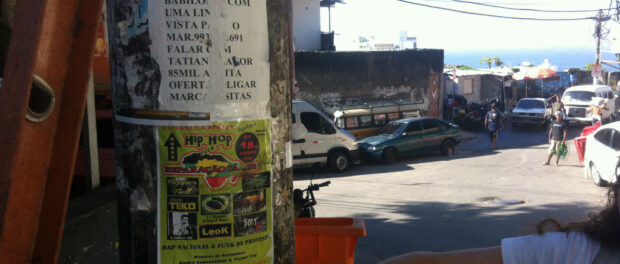 Urbina points to the effective and local form of communicating by posters
